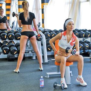 Фитнес-клубы Ириклинского