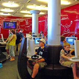 Интернет-кафе Ириклинского