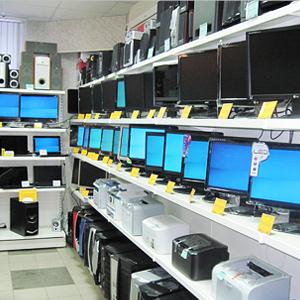 Компьютерные магазины Ириклинского