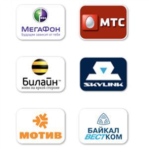 Операторы сотовой связи Ириклинского