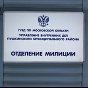Отделения полиции Ириклинского