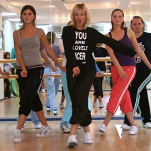 Школы танцев Ириклинского