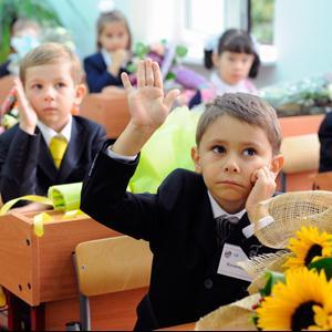 Школы Ириклинского