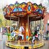 Парки культуры и отдыха в Ириклинском