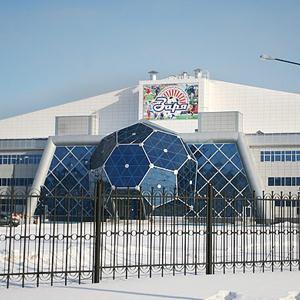 Спортивные комплексы Ириклинского