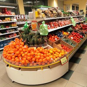 Супермаркеты Ириклинского